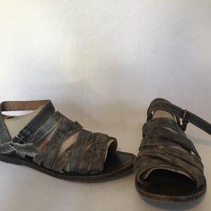 Free People Shoes - Farylrobin Free People Jettsetter sandal. Size 10